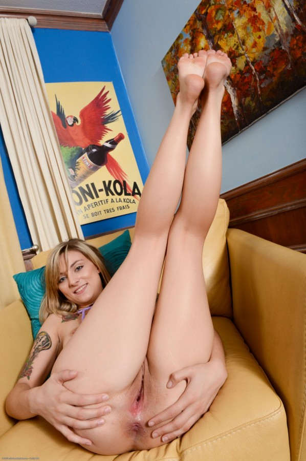 Ayla Marie and her Dildo (ATK Galleria)